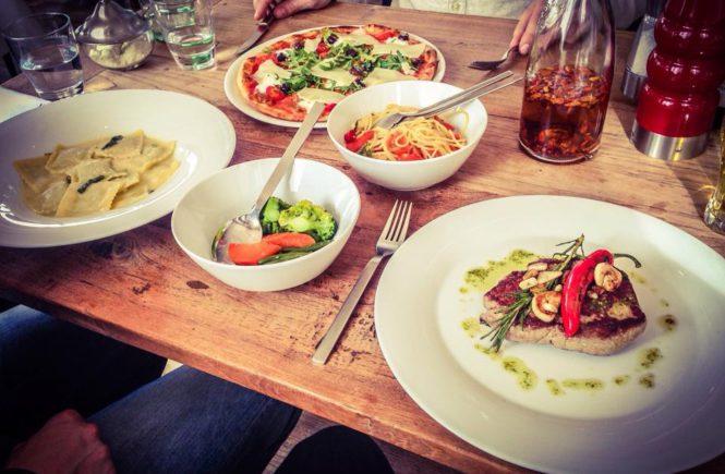 Italienisch lecker - Trattoria in Saarbrücken