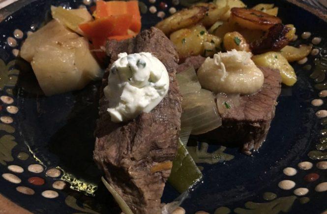 Leckere regionale Küche bei Schnabels
