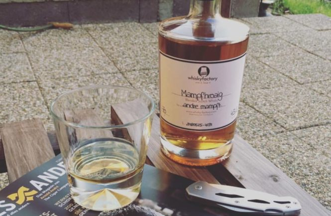 Dein eigener Whisky