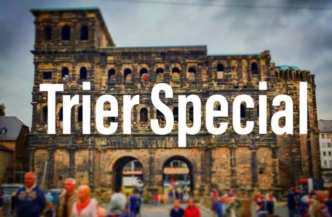 Trier mit der Bahn