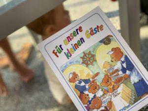 Die Kinderkarte