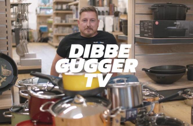 Dibbegugger TV Folge 001