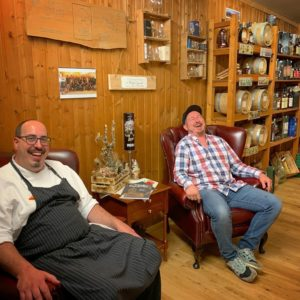 PJ's Whiskyshop im Saarland / Warndt