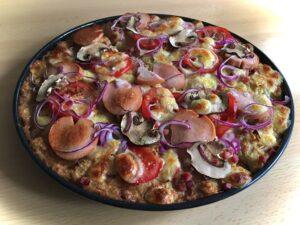 Pizza Saarland